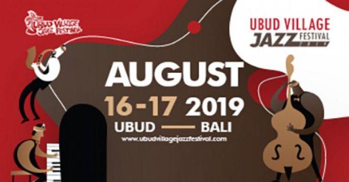 harga tiket Ubud Village Jazz Festival 2019