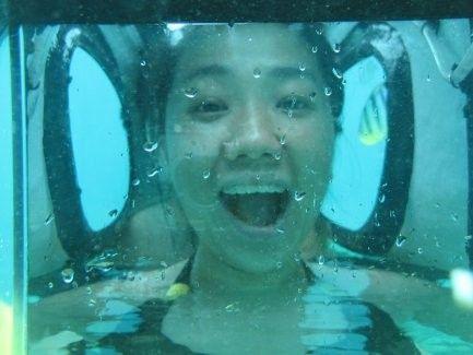 Underwater Scooter Ride