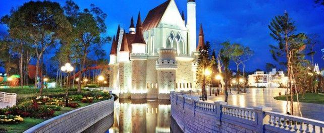 Vinpearl Land Phu Quoc Theme Park Ticket