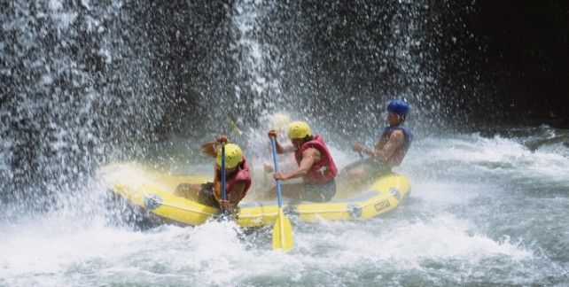 White Water Rafting and ATV Ride