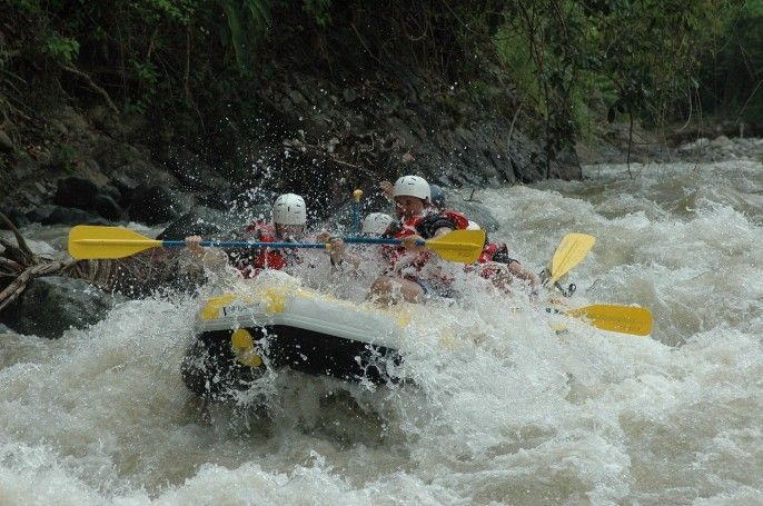 harga tiket White Water Rafting and ATV Safari Experience Join Tour