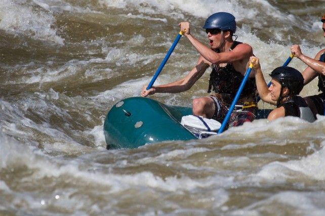 White Water Rafting and ATV Safari Experience Join Tour