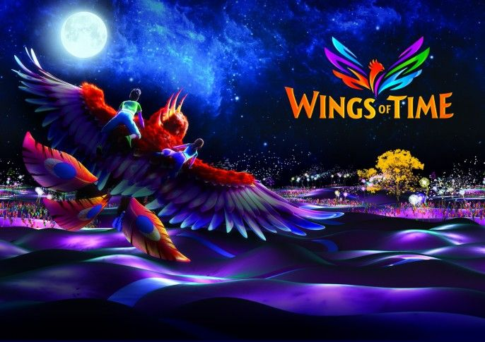 harga tiket Wings of Time