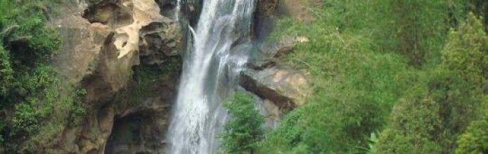 Sunggah Waterfall