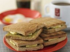 Menu at Ya Kun Kaya Toast