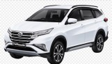 Daihatsu All New Terios 2018