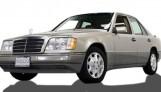 Sewa Mobil Mercedes 300E Classic For Wedding