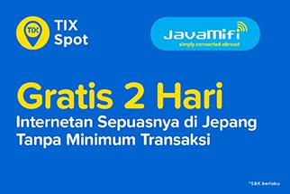 Java Mifi Japan