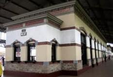 Objek Wisata Stasiun Ambarawa