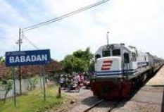 Objek Wisata Stasiun Babadan