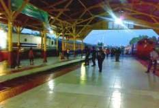 Objek Wisata Stasiun Babat