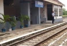 Objek Wisata Stasiun Bagor