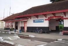 Objek Wisata Stasiun Bangoduwa