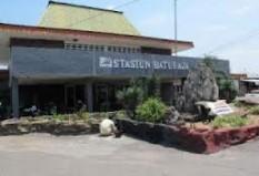 Objek Wisata Stasiun Baturaja