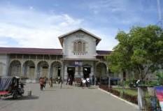 Objek Wisata Stasiun Binjai