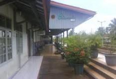Objek Wisata Stasiun Ciamis
