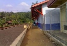 Objek Wisata Stasiun Cikadongdong