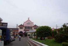 Objek Wisata Stasiun Cirebon