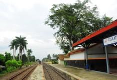 Objek Wisata Stasiun Cisaat