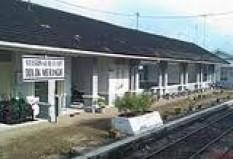 Objek Wisata Stasiun Dolokmerangir