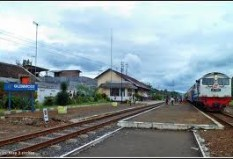Objek Wisata Stasiun Glenmore
