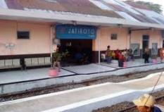 Objek Wisata Stasiun Jatiroto