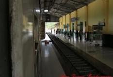 Objek Wisata Stasiun Kalisat