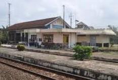 Objek Wisata Stasiun Ketanggungan