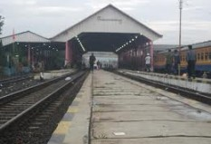 Objek Wisata Stasiun Kiaracondong