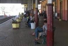 Objek Wisata Stasiun Klakah
