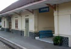 Objek Wisata Stasiun Kutowinangun