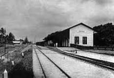 Objek Wisata Stasiun Lubukpakam