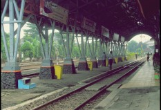 Objek Wisata Stasiun Malang Kota Lama