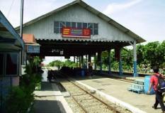 Objek Wisata Stasiun Nganjuk