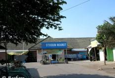 Objek Wisata Stasiun Ngunut