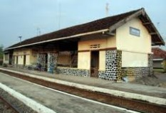 Objek Wisata Stasiun Papar