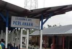 Objek Wisata Stasiun Perlanaan