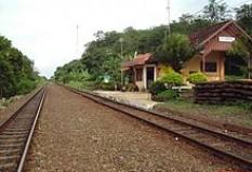 Objek Wisata Stasiun Plabuan