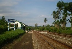 Objek Wisata Stasiun Pohgajih