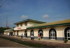 Objek Wisata Stasiun Prabumulih