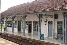 Objek Wisata Stasiun Prupuk