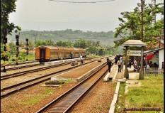 Objek Wisata Stasiun Purwakarta