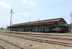 Objek Wisata Stasiun Purwosari