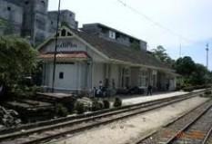Objek Wisata Stasiun Rampah
