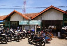 Objek Wisata Stasiun Rangkasbitung