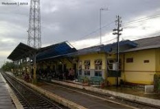 Objek Wisata Stasiun Rogojampi