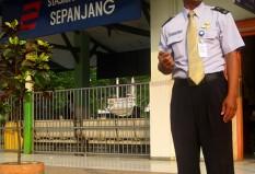 Objek Wisata Stasiun Sepanjang
