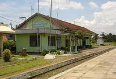 Objek Wisata Stasiun Sindanglaut