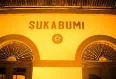 Objek Wisata Stasiun Sukabumi
