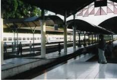 Objek Wisata Stasiun Surabaya Gubeng